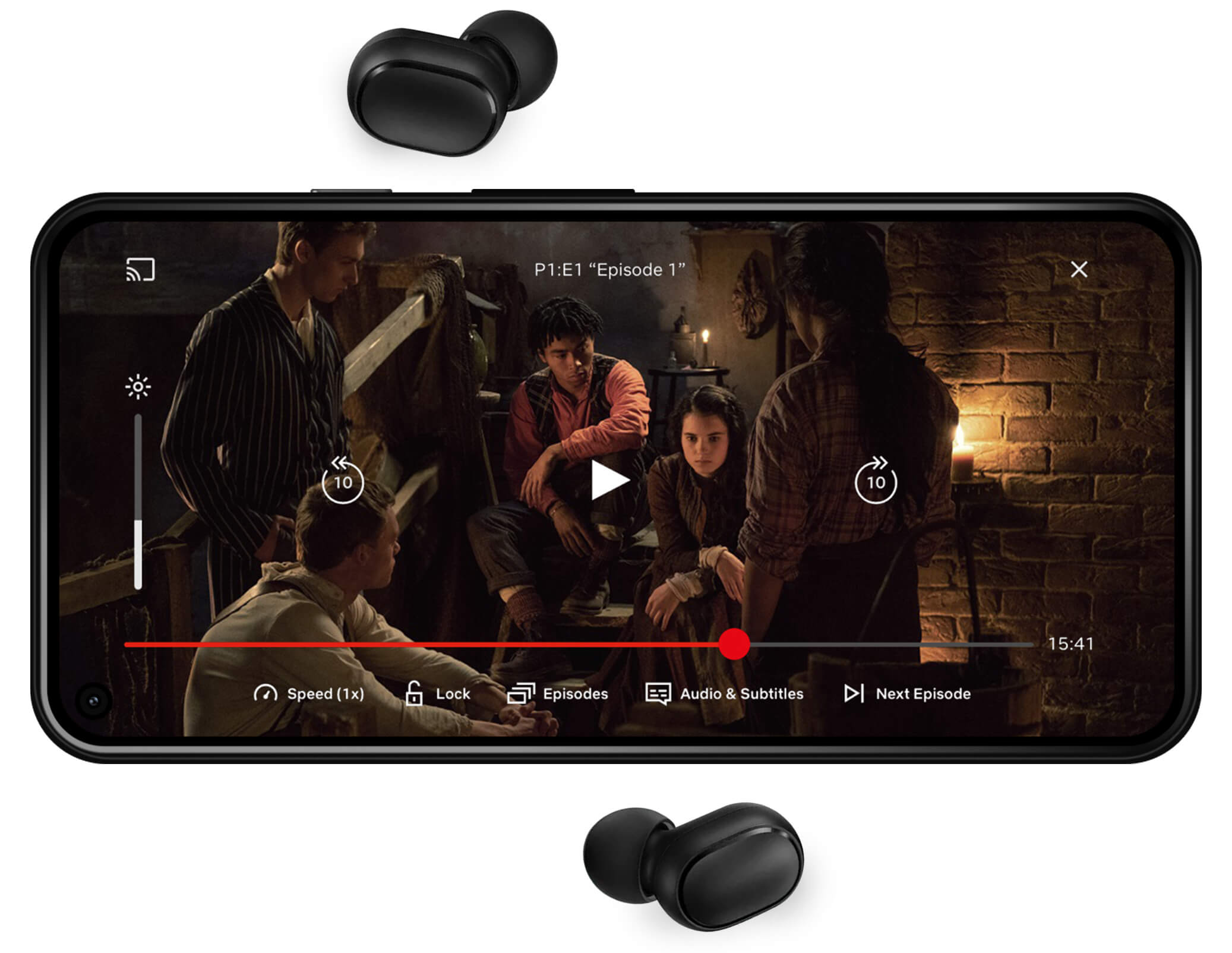 VPN for Streaming on Android
