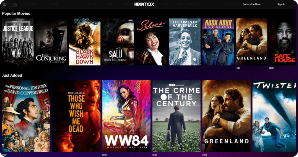 How to watch HBO Max with a VPN image