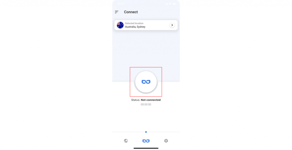 Connect to a VPN on iPhone