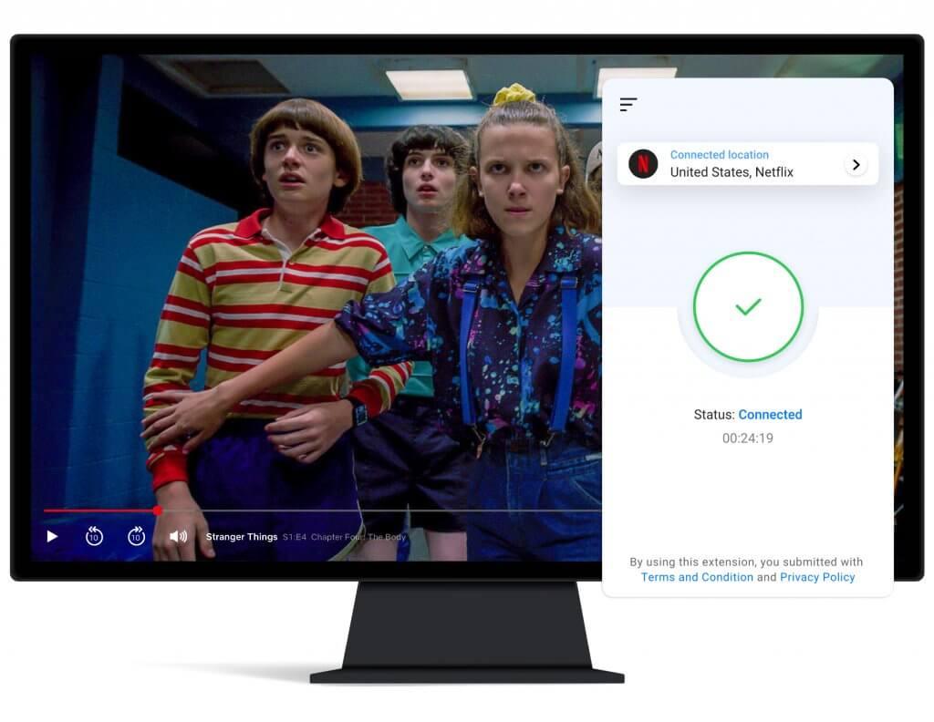 VPN for Streaming home