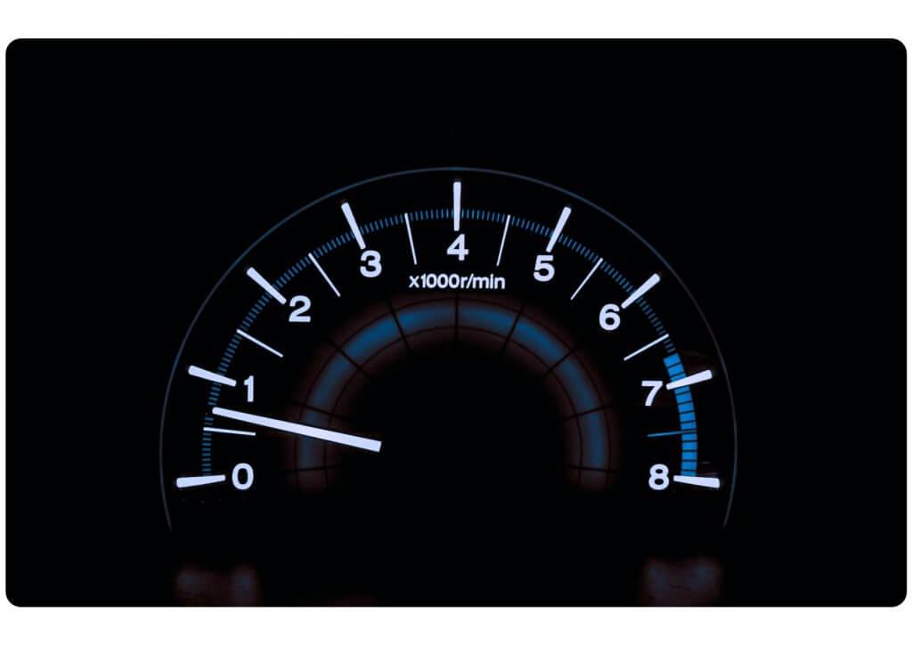 Internet throttling speed test