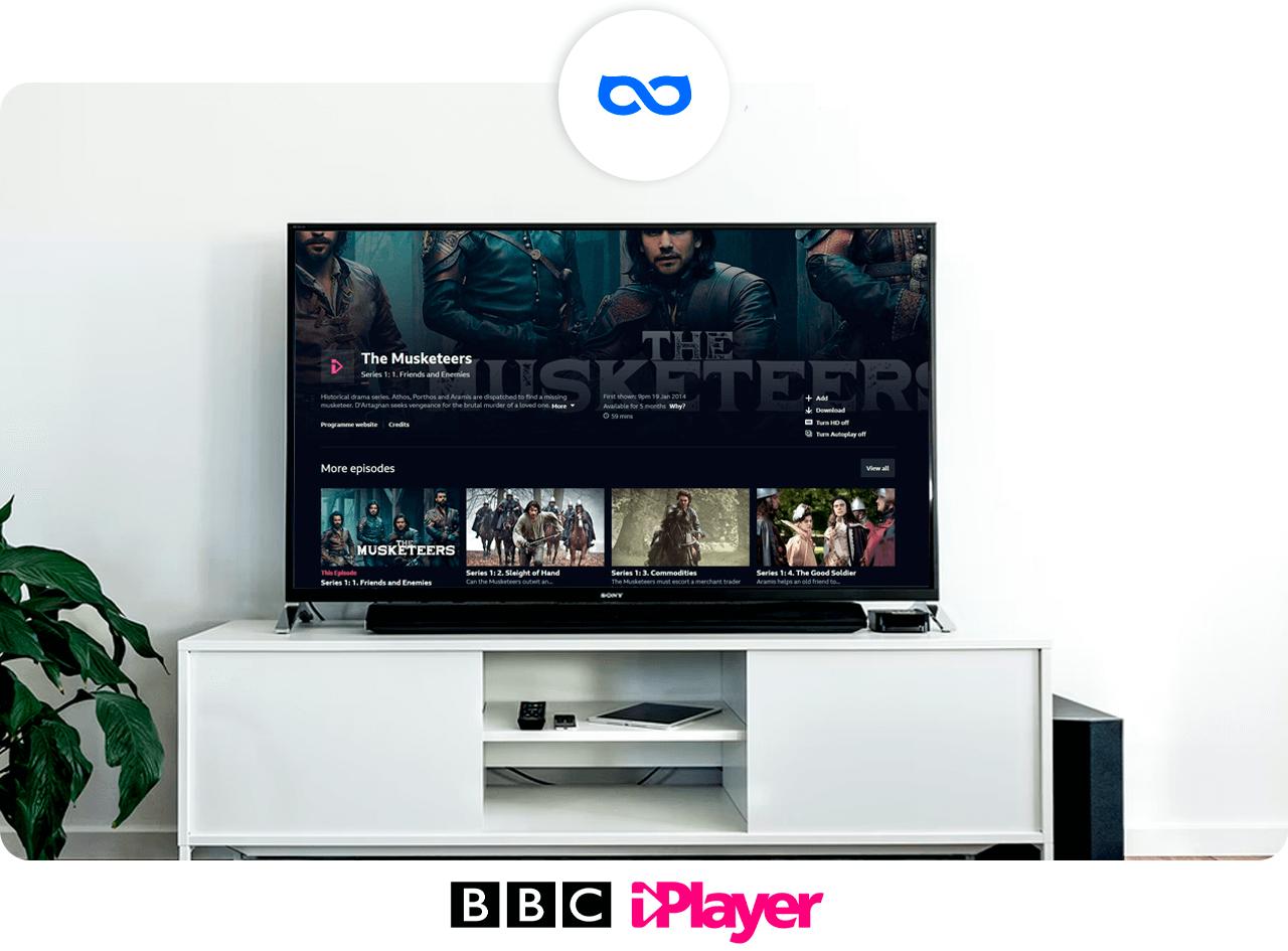 Enjoy watching BBC iPlayer films