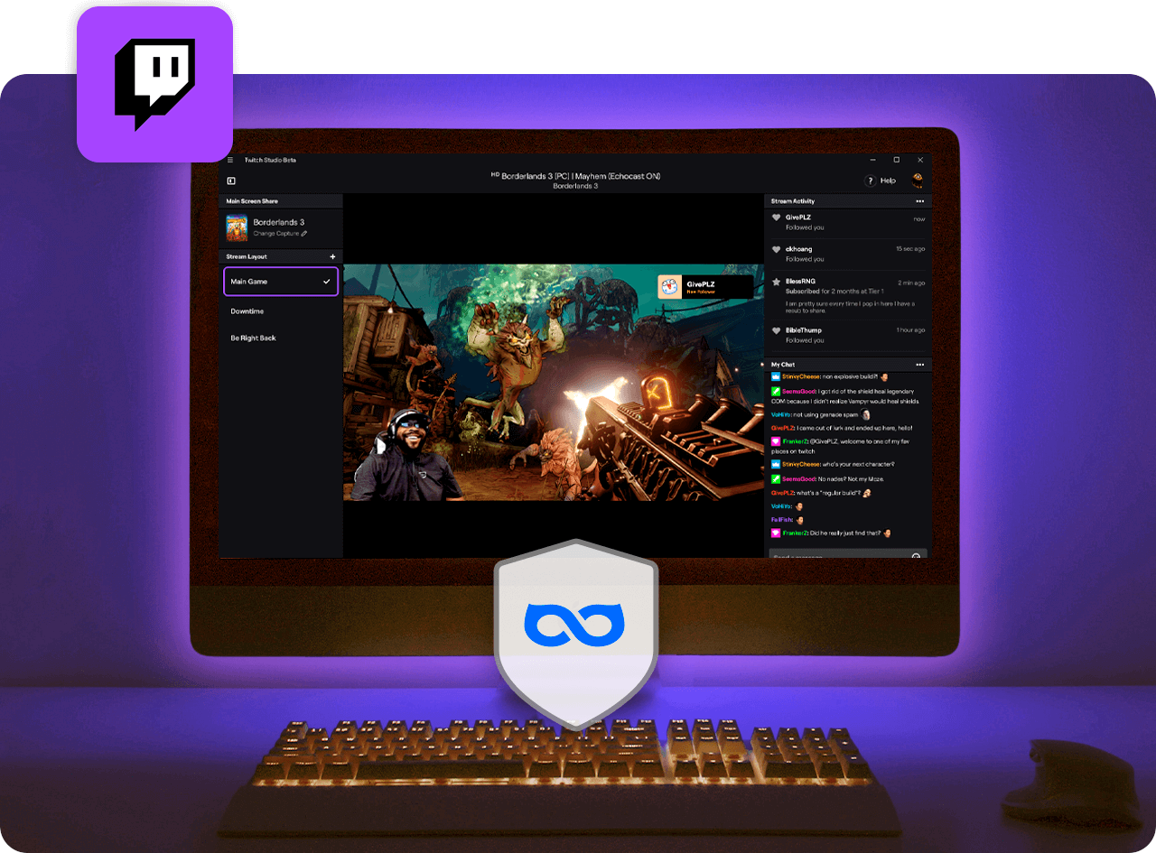 How to unblock Twitch in 3 steps